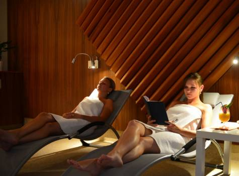 Wellness relaxace pro dva