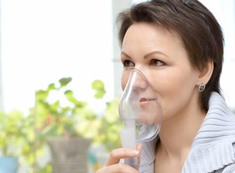Respirační lázeňská péče