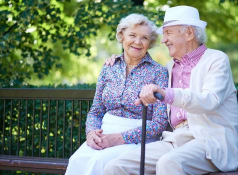 Seniorský pobyt 60+