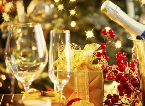 Silvestrovská lázeňská kúra 6 nocí