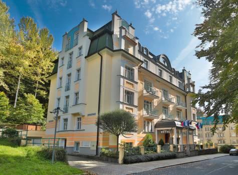 Spa Park Hotel Villa Savoy