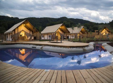 Stanové chatky Adria Village