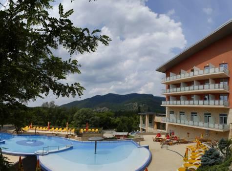 Thermal Hotel Visegrád****superior