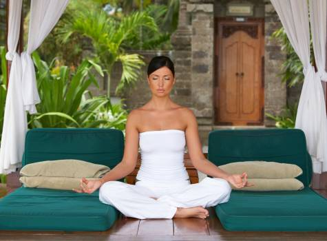 Víkend s jógou