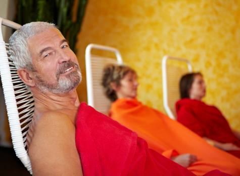 Wellness pobyt pro muže
