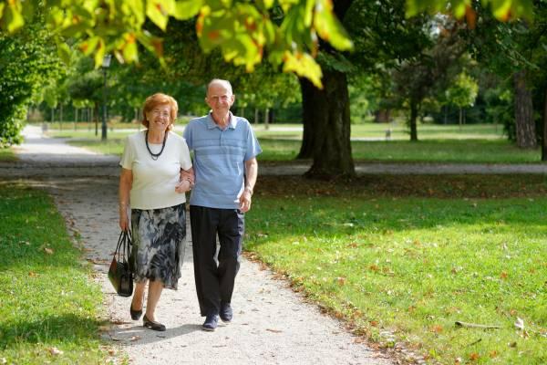 Relaxační letní týden pro aktivní seniory