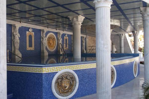 Aphrodite Palace na míru s polopenzí 2021