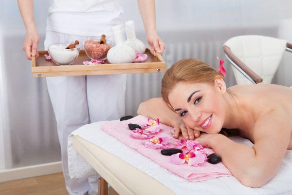 Relaxační aroma pobyt