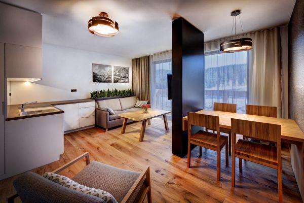 Chalets Apartments Centrum
