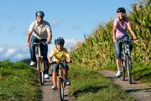 Pobyt pro aktivní sportovce (cyklo/běžko)