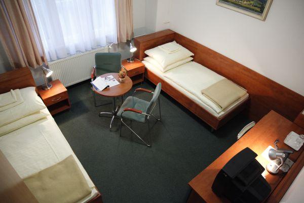 Hotelové ubytování 2020