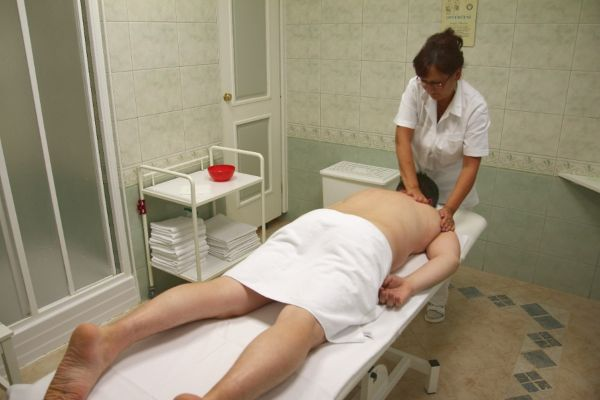 Lázeňská léčebná dovolená