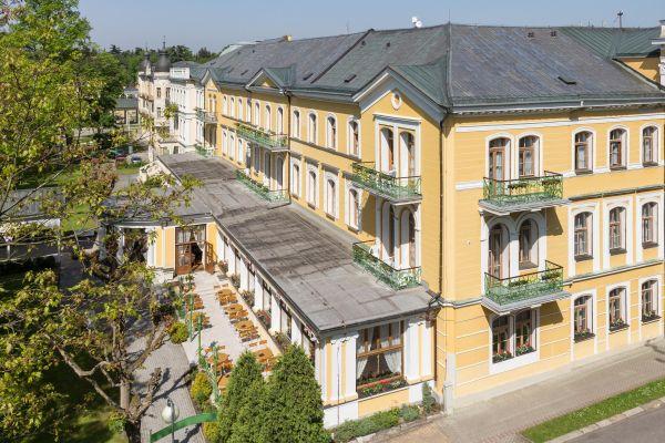 Lázeňský dům Belvedere