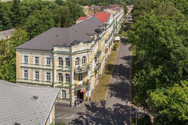 Lázeňský dům Metropol