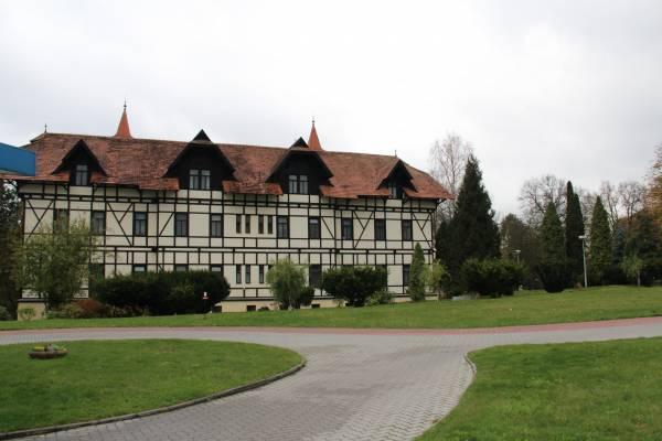 Lázeňský hotel Olga