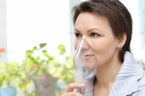 Lázeňský respirační program