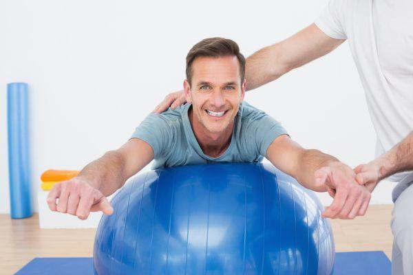 Fitness pro muže