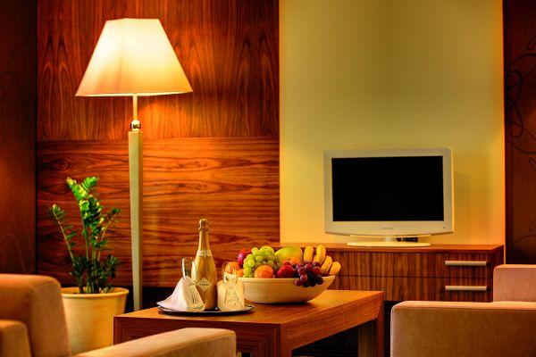 Ubytování se snídaní  v hotelu Mineral
