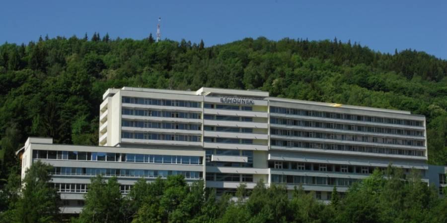 Znovuotevření hotelu Akademik Běhounek